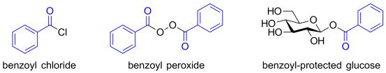 Fig 09 Benzoyl-containing Compounds