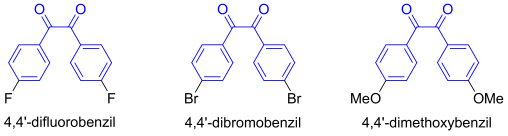 Fig 11 Benzil Derivatives